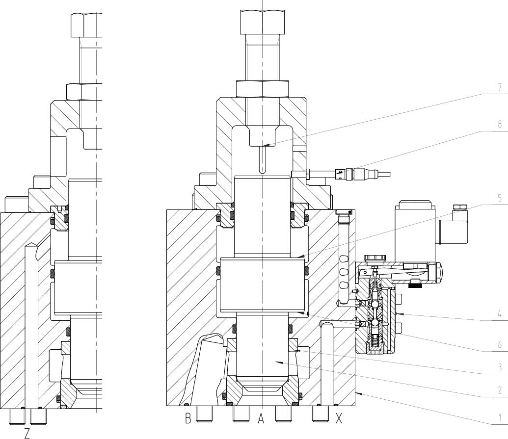 2/2 Wege-Sitzventil C3 DN25 – 150 PN320